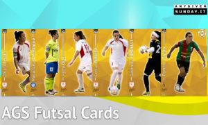 Pacchetto Futsal Cards