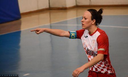 Chiara Cerato, Futsal Beganze