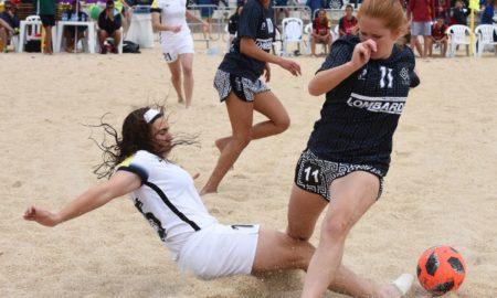 Lokrians, Beach soccer
