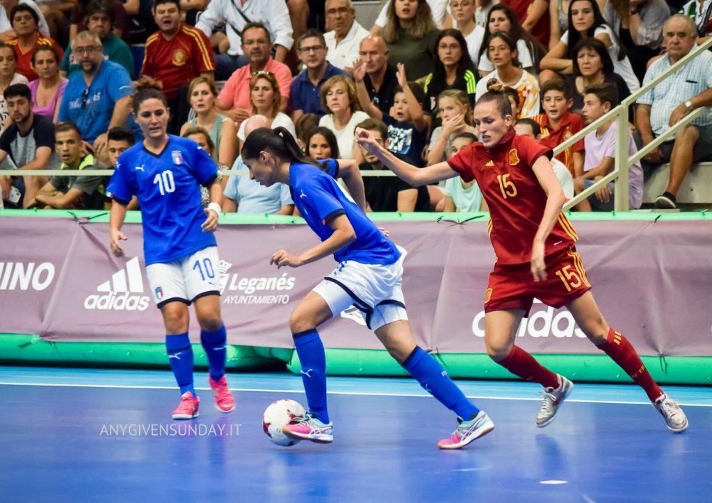 Spagna-Italia, amichevole