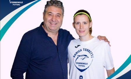 Dorica Torrette, Mirco Massa e Clara Pereira