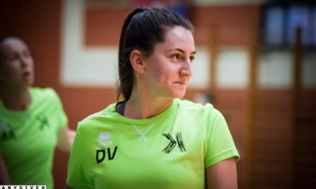 Debora Vanin, kick Off