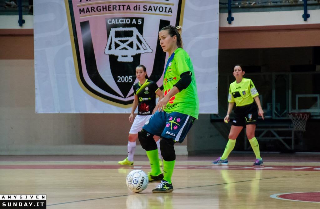 Marika Mascia, Futsal Futbol Cagliari