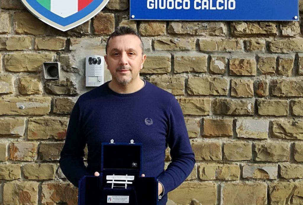 Gianluca Marzuoli, Panchina d'oro