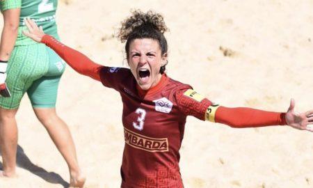 Pavia Beach Soccer