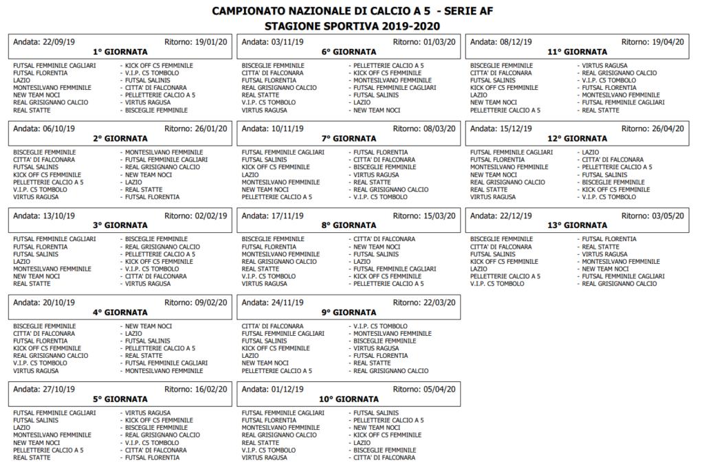 Calendario Di Maggio 2020.Sara Un Grande Campionato Ecco Il Calendario Della Serie A
