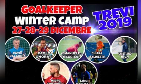 Goalkeeper Winter Camp Trevi