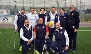 Vicenza Calcio Amputati