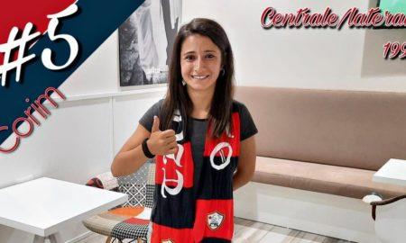 Leila Buccoliero, secondo nuovo innesto per la Corim Città di Taranto c5 femminile