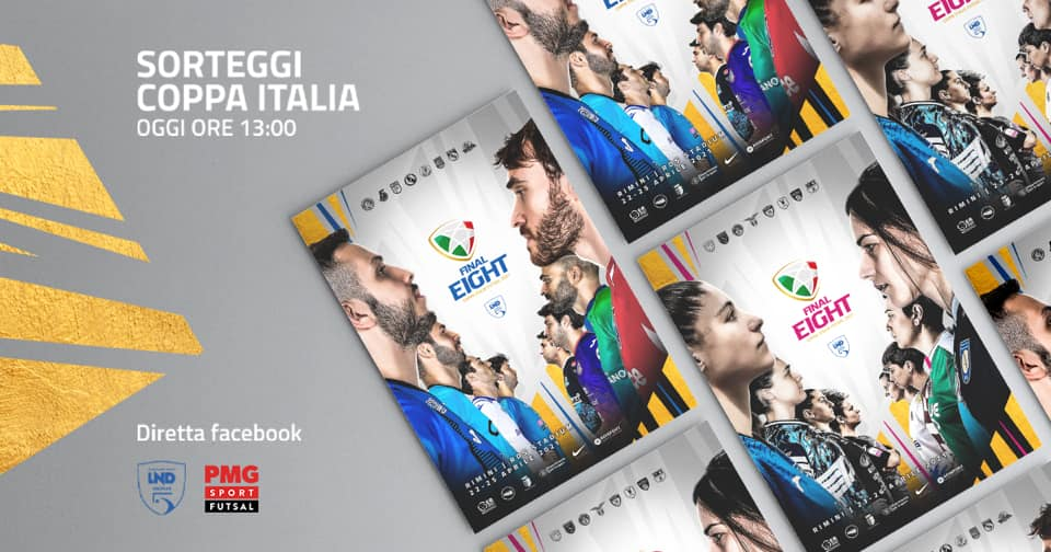 Sorteggio Final Eight Coppa Italia